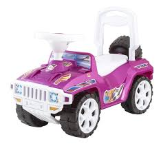 Машина-<b>каталка ORION TOYS Ориончик</b> - розовая - купить по ...