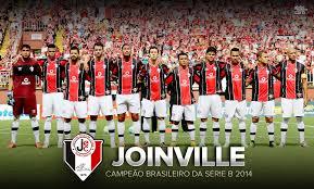 Resultado de imagem para time do joinville 2016