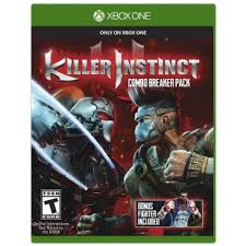 Microsoft Killer Instinct Combo Breaker Pack (Xbox One) Reviews ...