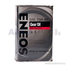 <b>Масло трансмиссионное ENEOS Gear</b> GL-5 75W90 0,94 л OIL1366