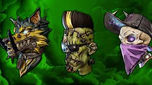 Borderlands 3 <b>Spooky</b> Surprise gives out <b>Halloween masks</b> for each ...