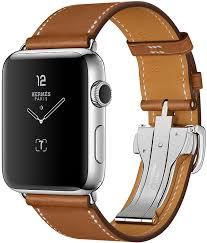 <b>Умные часы Apple</b> Watch <b>Hermes</b> 42 мм, корпус из нержавеющей ...