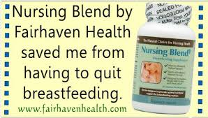 <b>Breastfeeding</b> Mama <b>TalkNursing Blend</b> Supplement%i