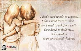 Friendship Quotes For Your Special Friend - Created by Maira Khan ... via Relatably.com