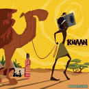 I Was Stabbed by Satan by K'NAAN