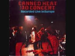 <b>Canned Heat</b> - '<b>70</b> Concert Live In Europe - 03 - Pulling Hair Blues ...