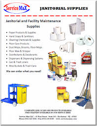 cleaning janitorial service archives service max facility we can supply your cleaning supplies as well our full line of commerical cleaning supplies will fit your need and we are here to help