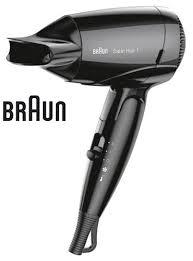 Купить <b>Фен BRAUN HD130</b>, черный в интернет-магазине ...