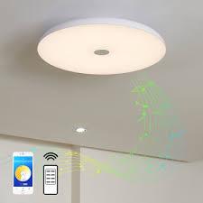 Good Deal <b>Utorch</b> X89 Bluetooth Music Ceiling Light 36W