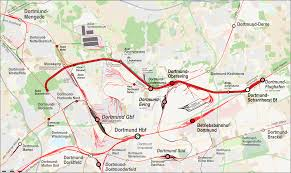 Dortmund rail freight bypass