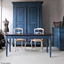 gorgeous collection of french vintage furniture beautifully painted in aubusson blue chalk paint project blue furniture