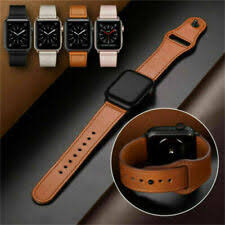 Genuine Leather <b>Strap</b> Casual Wristwatch <b>Straps</b> for sale   eBay