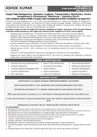 ashok master profile supply chain management