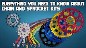 Everything You Need To Know About <b>Chain</b> And <b>Sprocket</b> Kits from ...