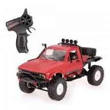 <b>Радиоуправляемая</b> модель <b>Краулера WPL Offroad</b> Desert Car Pro ...