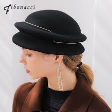 2019 <b>Fibonacci</b> 2018 New <b>Brand Quality</b> Women'S Beret Autumn ...