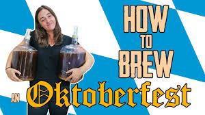 Brewing Beer: Oktoberfest / Märzen / Festbier Homebrew - YouTube
