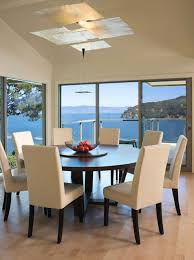Contemporary Round Dining Table For 6 Classy Dining Room Furniture Seats Design Ideas Rustic