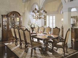 Round Dining Room Table Seats 12 Round Dining Room Sets Interior A Dining Table With A Vase Of