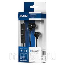 Наушники с микрофоном беспроводные <b>Sven SEB</b>-<b>B265MV</b> ...