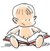 """Résultat de recherche d'images pour """"gif bébé et livre"""""""