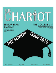 issue 7 vol 1 by the chariot issuu