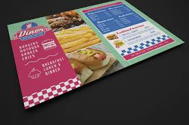 american diner flyer template for photoshop illustrator brandpacks american diner flyer template