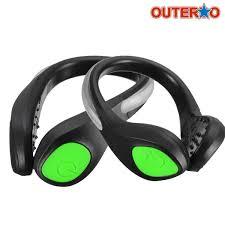 OUTERDO 1Pair LED <b>Luminous Outdoor Sport</b> Flashing Shoe ...