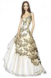 Image result for fashion designers drawings