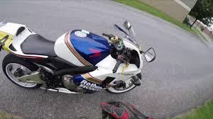 is a <b>Honda CBR 600RR</b> Big Enough for a Man? - YouTube