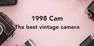 1998 Cam - <b>Vintage</b> Camera - Apps on Google Play