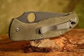 Spyderco Tenacious | <b>Складные ножи</b> и <b>Ножи</b>