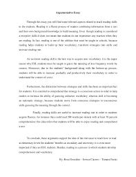 argumentative essay wwwgxartorg