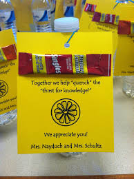 school counselor blog it s never too late to appreciate water it s never too late to appreciate water bottle gift idea and printable
