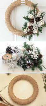 Decorating With Burlap Best 25 Burlap Christmas Decorations Ideas On Pinterest Burlap