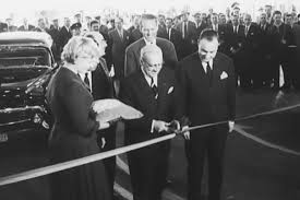 Our History - Sixty <b>years</b> ago, we built a multi-level car park in Brussels
