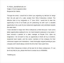 sample email cover letter format of email cover letter