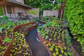 Small Picture Raised Bed Vegetable Garden Design Gardening Ideas