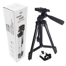 <b>Штатив телескопический для</b> камеры и телефона трипод ...