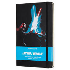 <b>Блокнот Moleskine Limited Edition</b> STAR WARS LESWC02QP060 ...