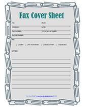 pdf printable fax cover sheets blank fax cover sheet staples