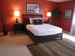 ideas burnt orange: what about a deep burnt orange in the bedroom my only concern would be how