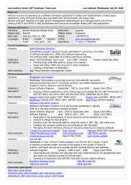 ahmed mohammed shokr s resume