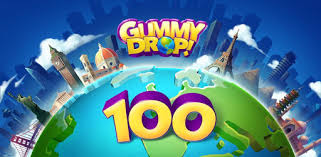 Gummy Drop! Match to <b>restore</b> and build cities - Apps on Google Play