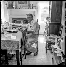photo essay tobacco growers around the world com my uncle joe paying the farm bills at the dining room table