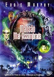 Mansão Mal-Assombrada