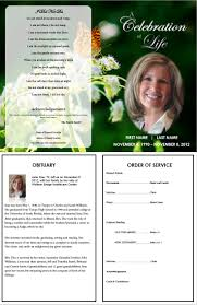 17 best images about printable funeral program templates on 17 best images about printable funeral program templates program template funeral order of service and cards