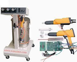 <b>China Electrostatic</b> Powder Coating Machine Equipment Manufacturer