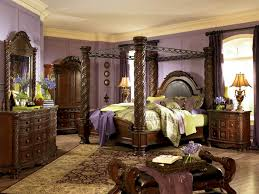 furniture t north shore: north shore king canopy bedroom set signature design by ashley furniture