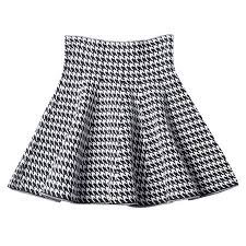 2019 <b>new</b> Women's <b>Korean Version</b> Pleated Skirt Umbrella Skirt ...